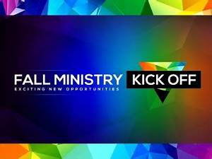 Microsoft Word Trifold Fall Ministry Kick Off Church Powerpoint Fall