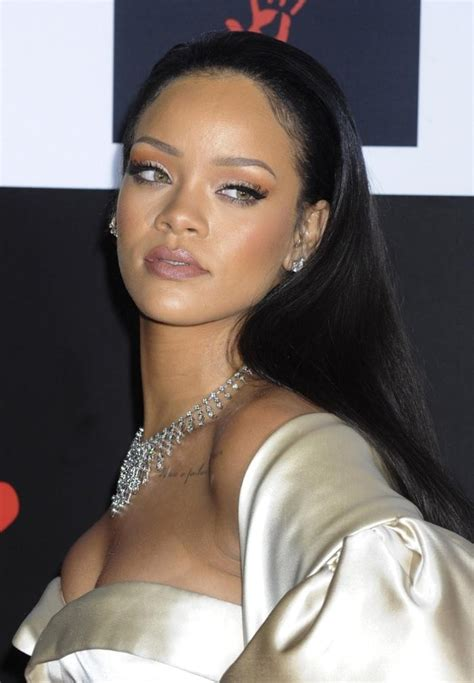 15 Best Collection of Rihanna Long Hairstyles