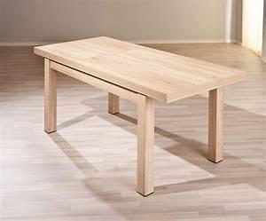 table de salle a manger avec allonge sandrine salle a manger With meuble salle À manger avec table salle a manger extensible en bois