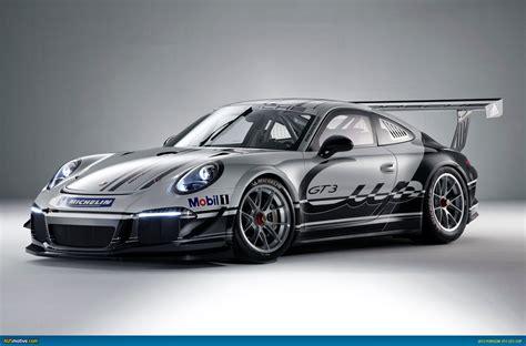 Ausmotive.com » 2013 Porsche 911 Gt3 Cup Revealed