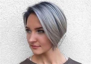 Coupe Courte Femme Cheveux Gris : des coif fures tendances pour subli mer les cheveux gris ~ Melissatoandfro.com Idées de Décoration