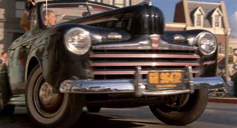 imcdborg  ford super de luxe convertible