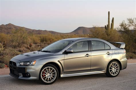 Lancer Es 2013 by 169 Automotiveblogz 2013 Mitsubishi Lancer Evolution X Gsr