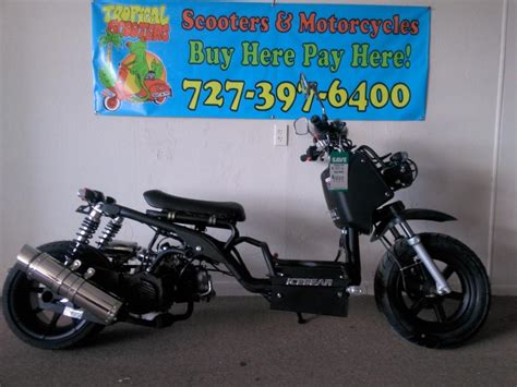 150cc Honda Clone Motorcycles For Sale
