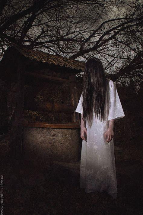 ringu samara becos scary halloween costumes ring