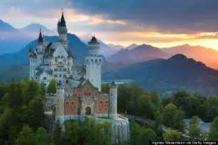 Neuschwanstein Castle Real Life
