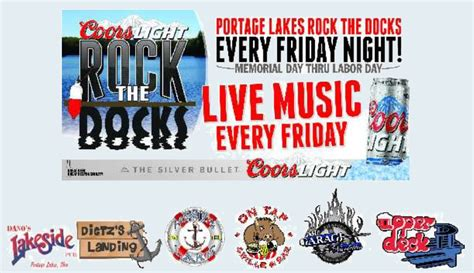 rock the docks 2014 the upper deck