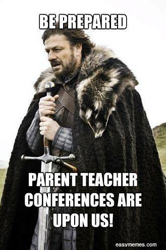 Be Prepared Meme - 152 best images about pre k parent communication on pinterest parent teacher conferences