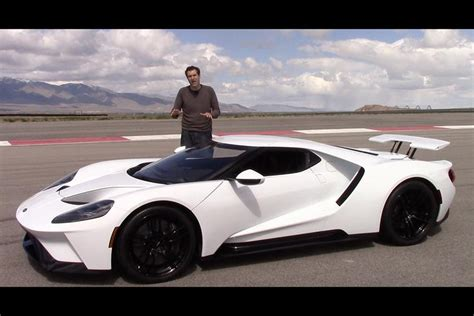 Here's Why The New Ford Gt Is Worth 0,000