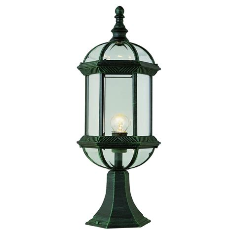 1 light post lantern 4182 post or pier outdoor lighting