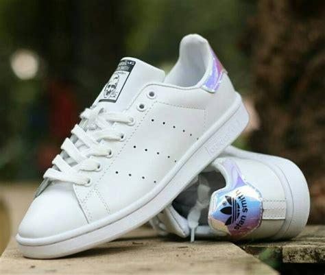 sepatu adidas stansmith hologram jual adidas stan smith hologram premium quality di lapak tosca collection agustin18
