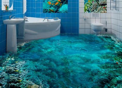 awesome bathroom  floor designs