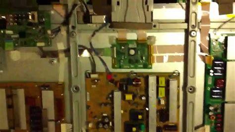 lg relay clicking  lg pk models bad power supply