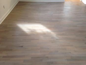 Refinishing Wood Floors for a Beach House Look   Dan's