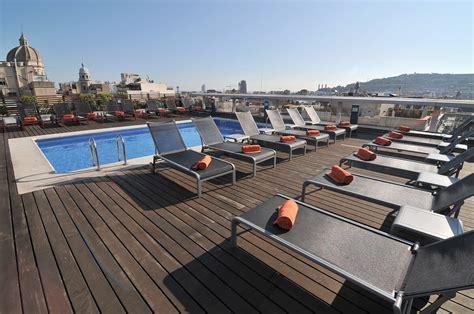 les plus beaux h 244 tels de barcelone avec piscine en rooftop