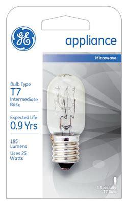 ge clear appliance light bulb 25w 10692