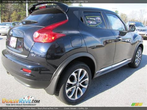 nissan juke black sapphire black 2011 nissan juke sv photo 4 dealerrevs com