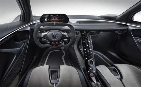 lotus evija revealed worlds  powerful production car