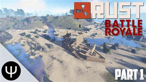 rust royale battle