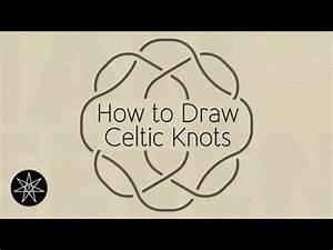 Keltische Knoten Anleitung : wie zeichnet man einen keltischen knoten die triquetra mit einem kreis youtube monogramme ~ Eleganceandgraceweddings.com Haus und Dekorationen