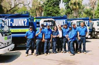 junk removal pick  hauling los angeles ca