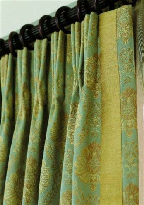 pinch pleated drapes for traverse rods images