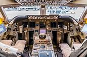 Inside the Lufthansa Boeing 747-8i