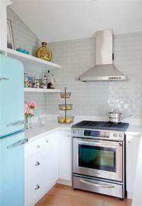 Inspiración para cocinas pequeñas Decoración de Interiores y Exteriores EstiloyDeco