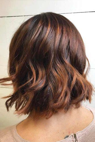 Hairstyles For Thick Hair And by 24 Medium Length Hairstyles Ideal For Thick Hair