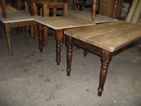 farmhouse tables for sale used secondhand catering equipment stock liquidation