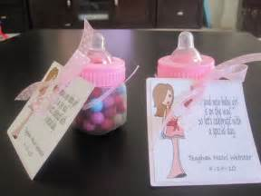 Baby Shower Favor Thank You Sayings
