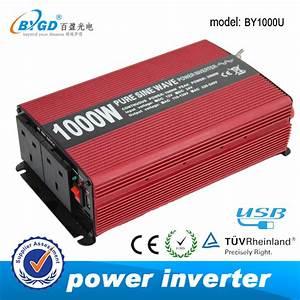 Pure Sine Wave Circuit Diagram Power Inverter 1000w
