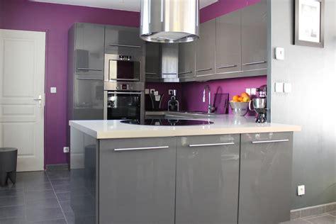 plan de travail gris fonc free meuble de cuisine