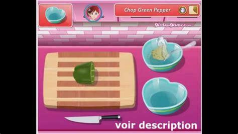 jeu gratuit pour fille de cuisine télécharger jeux de cuisine gratuit pour filles iphone