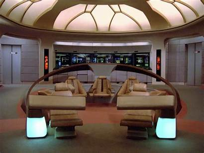 Bridge Trek Star Enterprise Zoom Starship Generation
