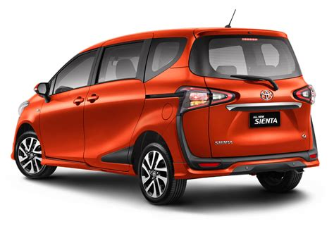 Toyota Sienta by Toyota Sienta Mpv Launched In Indonesia 1 5l Cvt