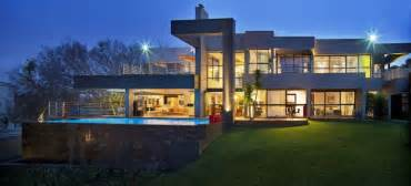 Luxury Modern American House Exterior Design Beautiful Architecture House With Pool In Johannesburg