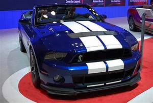 2014 Ford Shelby gt 500 cabrio – pictures, information and specs - Auto-Database.com