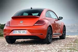 Volkswagen Coccinelle Design : essai volkswagen coccinelle 2016 au volant de la coccinelle tsi 150 photo 8 l 39 argus ~ Medecine-chirurgie-esthetiques.com Avis de Voitures