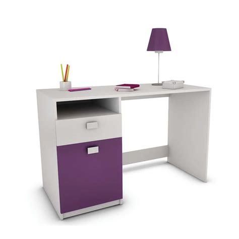bureau violet choisir un bureau pour un enfant cimod