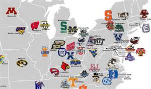 All College Basketball Teams Names