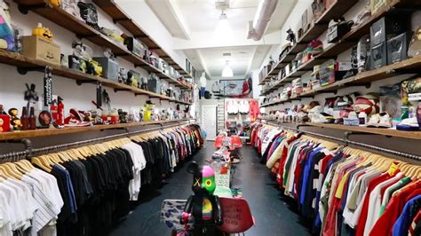 Suprem Store by 2 Million Secret Bape Supreme Store In La