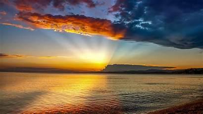 Sunset 4k Nature