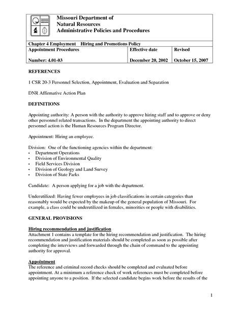write  justification letter  promotion