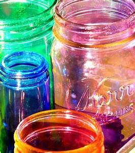 Bocaux En Verre Pas Cher : photo d co pas cher colorer des bocaux en verre avec ~ Melissatoandfro.com Idées de Décoration