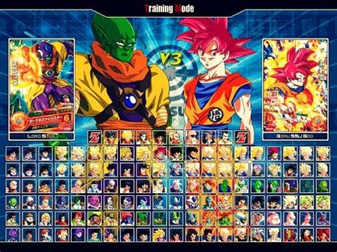 dragon ball heroes mugen  res   ristar p