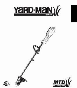 Yard Machines Trimmer Ym137 User Guide