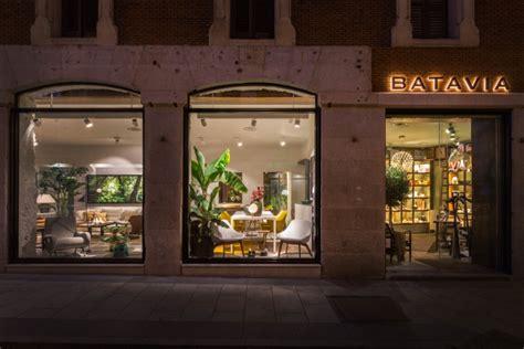 batavia furniture showroom  abaton madrid spain