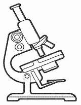 Microscope Drawing Stitch Outline Clipart Embroidery Satin Cliparts Easy Without Clip Embroiderydesigns Metabolism Machine Create Stockdesign sketch template