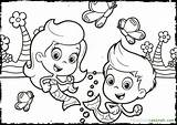 Bubble Coloring Guppies Pages Amelia Underwater Added Mermaid Classmates Print Bubbles Gil Printables Cartoon Trulyhandpicked Prints Pdf sketch template